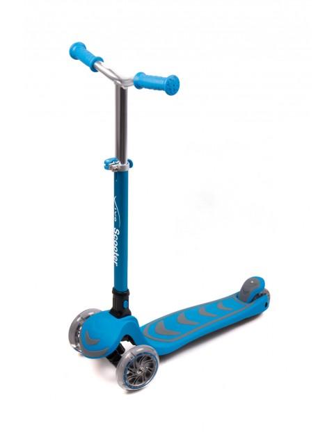 Hulajnoga Vivo 3-kołowa niebieska wiek 3+