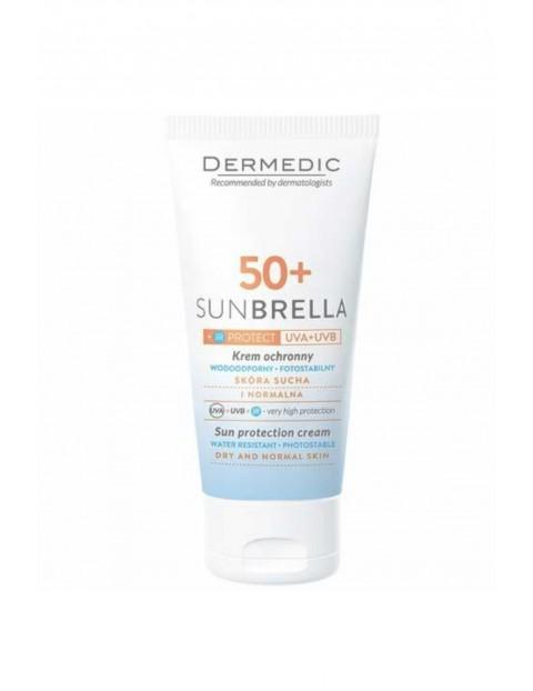 Dermedic SUNBRELLA Krem przeciwsłoneczny SPF50 + skóra sucha i normalna 50ml