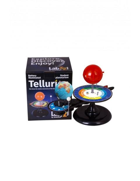 Tellurium - model ruchów Ziemi i Księżyca wokół Słońca LabZZ