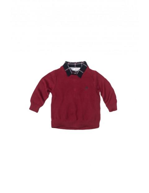 Sweter chłopięcy 1F33AY