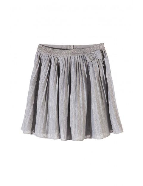 Spódnica dziewczęca plisowana 3Q3501