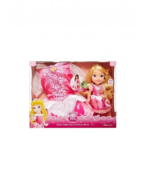 Aurora + sukienka dla dziewczynki