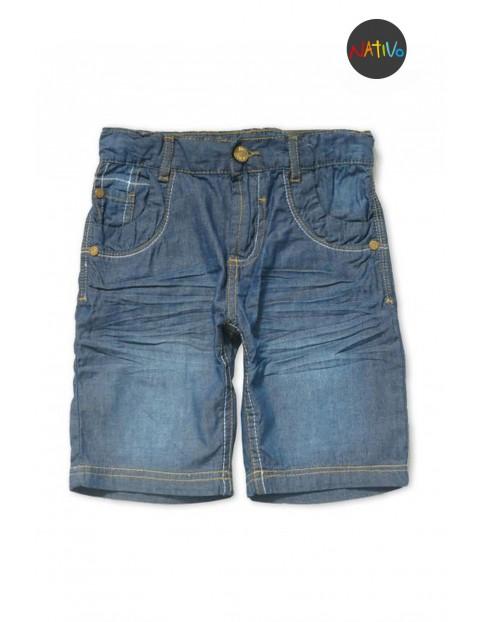 Spodnie chłopięce 1N30A1