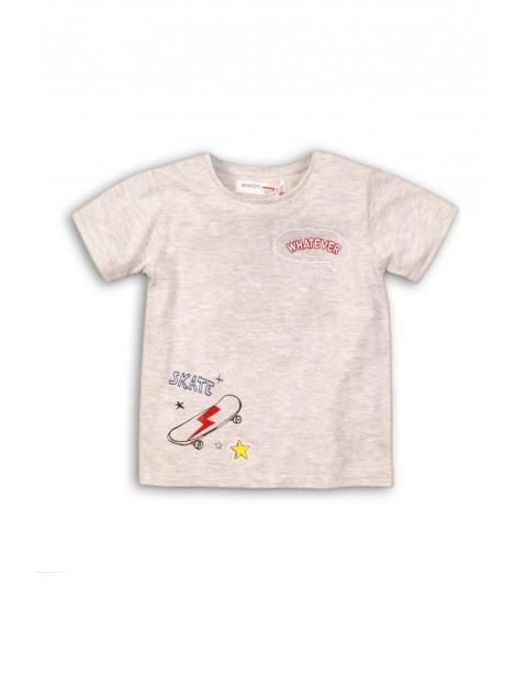 Koszulka chłopięca z desokrolką