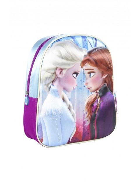 Plecak dla dziewczynki 3D Frozen