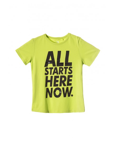 T-shirt chłopięcy 2I3413