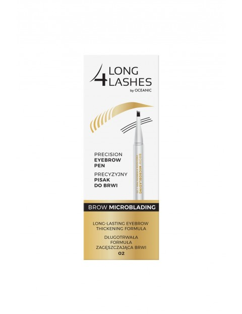 Long4Lashes Brow Microblading precyzyjny pisak do brwi 02 1,1 ml