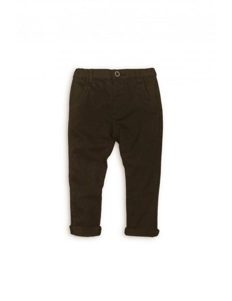 Spodnie chłopięce chinosy 2L35AL