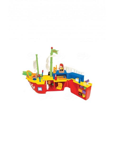 Statek Piracki- zabawka 12msc+ 5O35DY