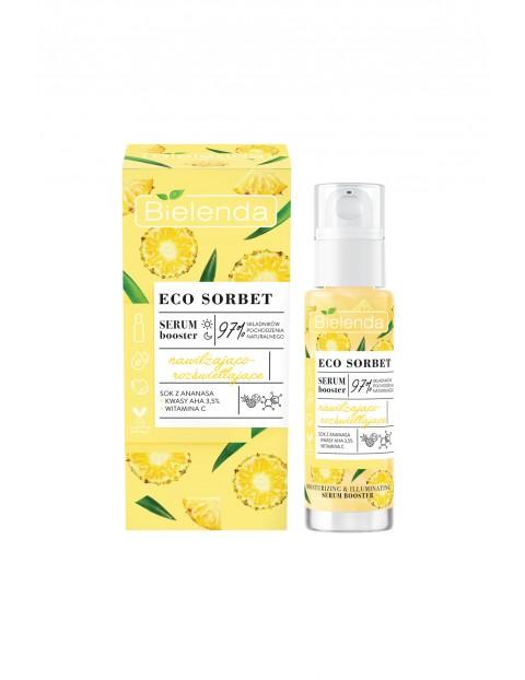ECO SORBET Ananas - serum booster - nawilżająco-rozświetlające 30 ml