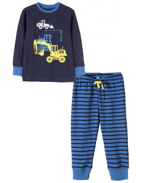 Piżama chłopięca 1W3501
