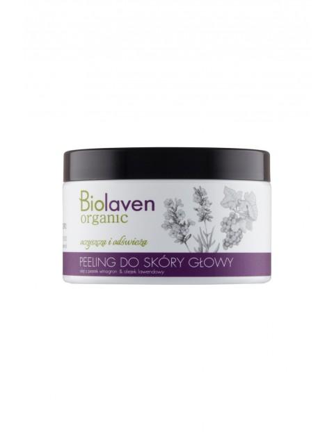 Biolaven Organic Peeling do skóry głowy 150 ml
