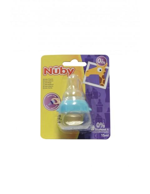 Mini butelka z podziałką Nuby 15ml
