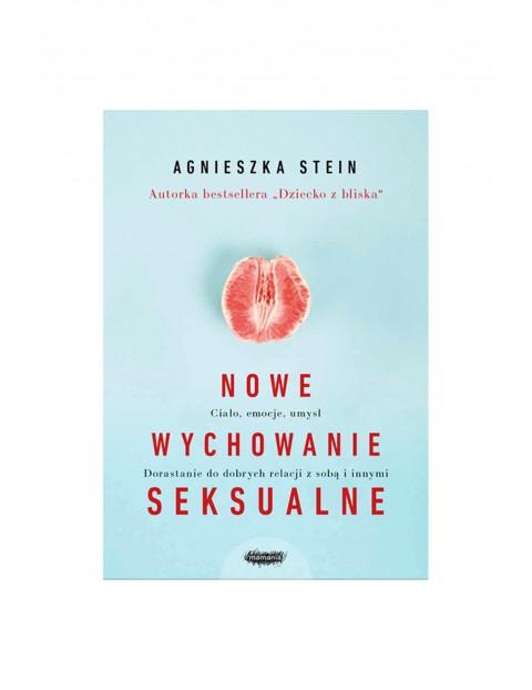 """Książka """"Nowe wychowanie seksualne"""" A.Stein"""