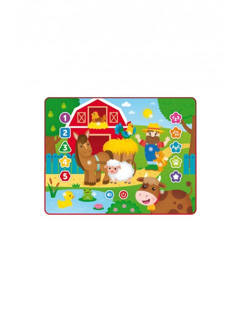 Dumel Discovery - Tablet zabawa na farmie wiek 3+