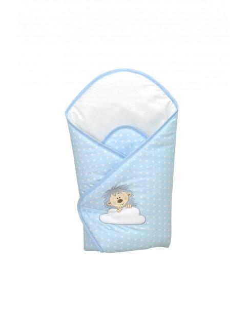 Becik dla dziecka Amy Jeżyk niebieski