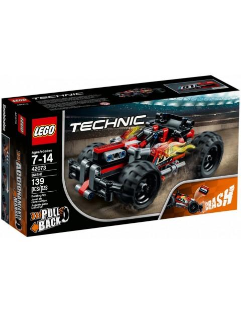 Klocki Lego Technic Czerwona wyscigówka
