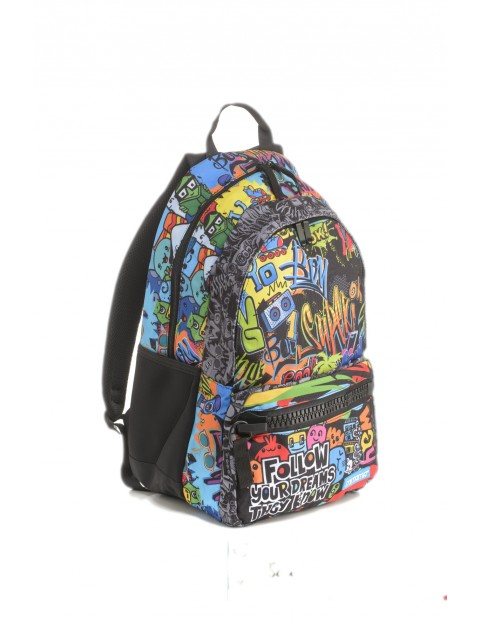 Plecak szkolny chłopięcy Unlimited