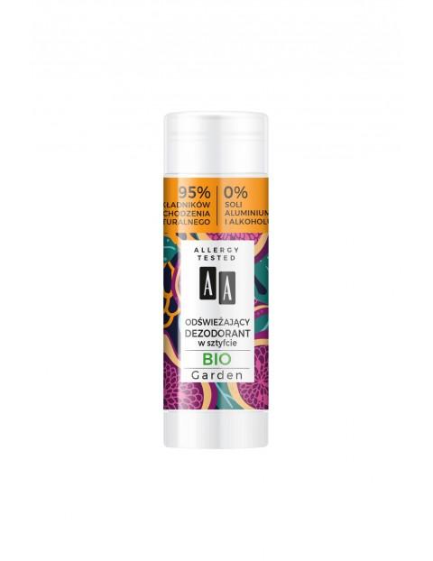 AA Super Fruits & Deo Stick Dezodorant figa & lawenda 25 ml