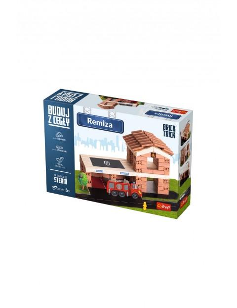 Klocki ceramiczne Brick Trick - Remiza 130el