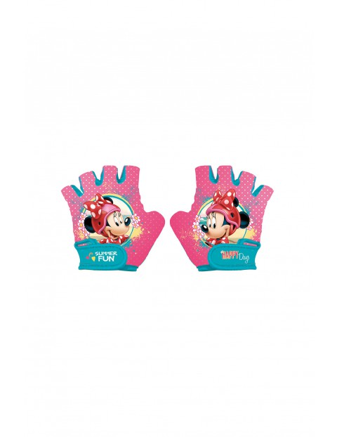 Rękawiczki rowerowe Minnie
