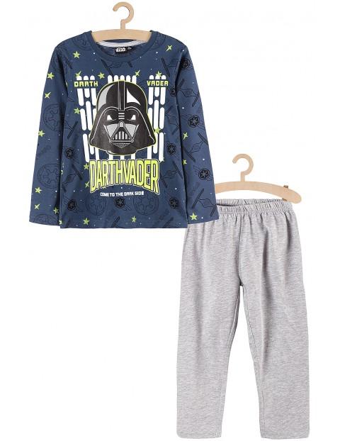 Piżama chłopięca z dzianiny Star Wars