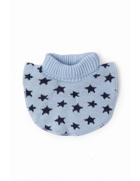 Półgolf niemowlęcy - niebieski