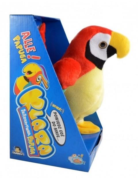 Papuga powtarzająca Klara