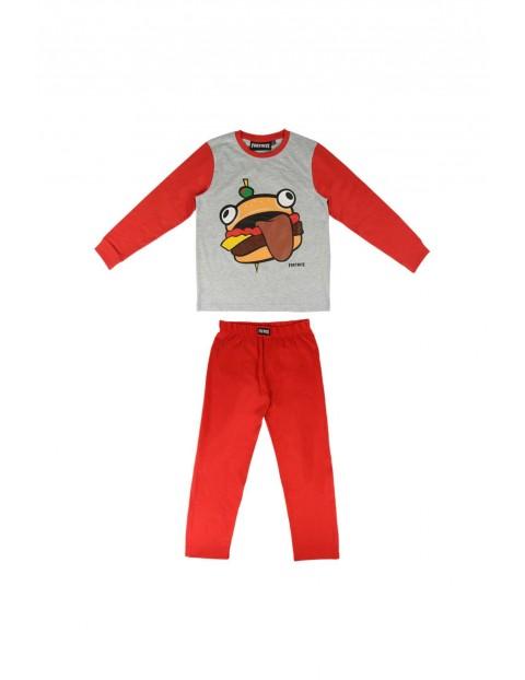 Fortnite- piżama bawełniana dla chłopca