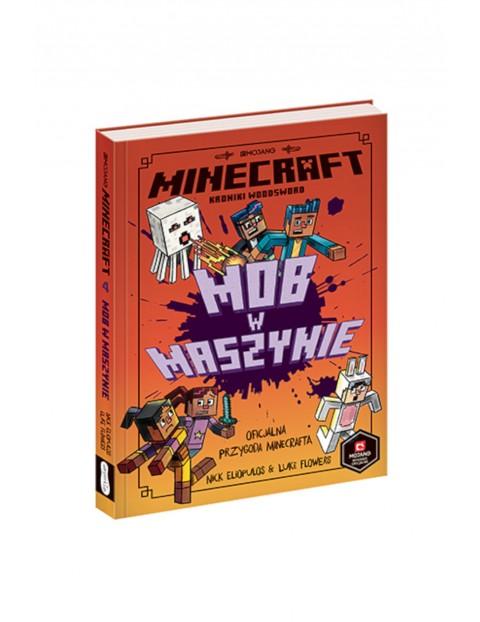 Minecraft. Mob w maszynie - książka