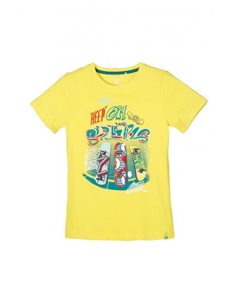 T-shirt chłopięcy 2I3442