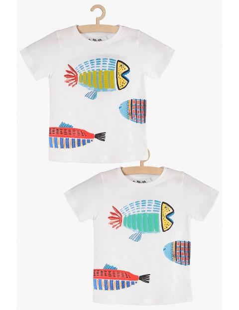 Koszulka na lato- odwracane cekiny