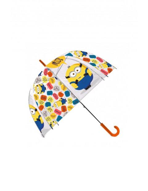 """Parasolka automatyczna 18"""" Minionki"""