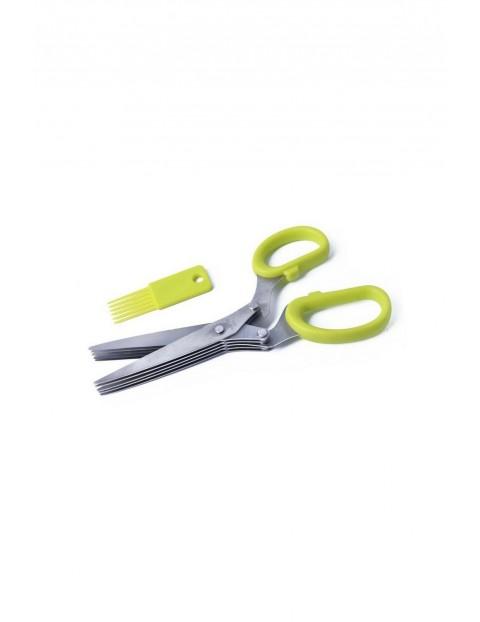 Nożyczki do ziół - zielone