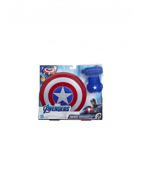 Avengers Kapitan Ameryka tarcza magnetyczna i rękawica
