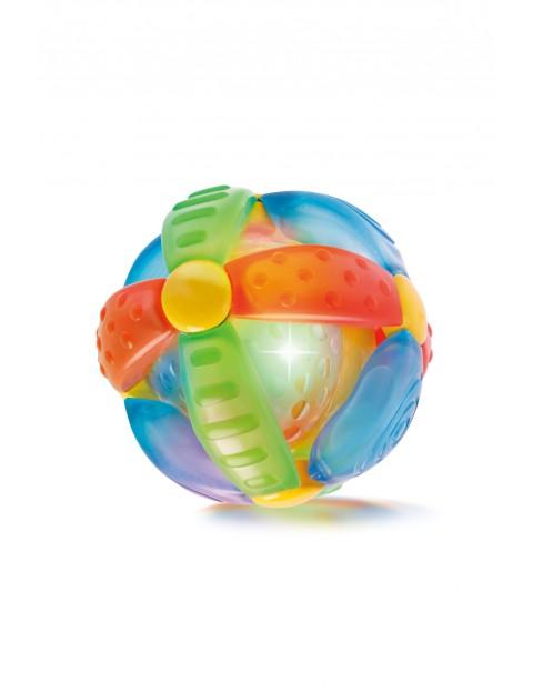 Świecąco - grająca piłeczka 6msc+