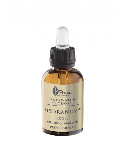 Aktywator do twarzy 100% Hydranov / kwas hialuronowy - Aktywator Młodości - 30 ml