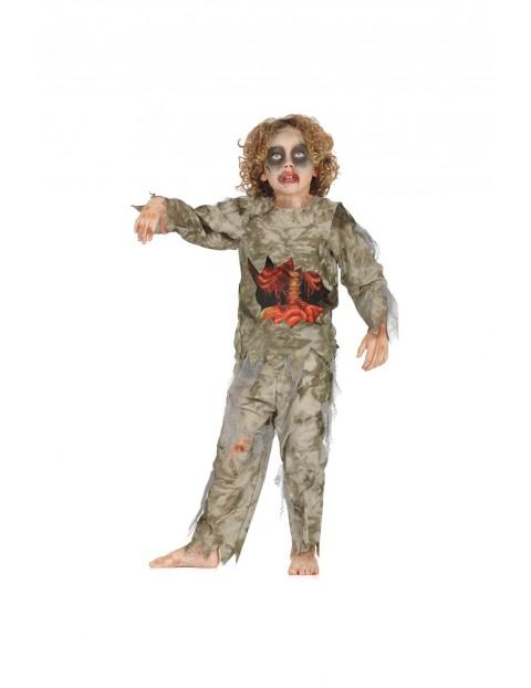 Strój Karnawałowy Zombie 5-9 lat