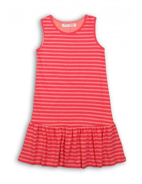 Sukienka na lato- bawełniana w paski