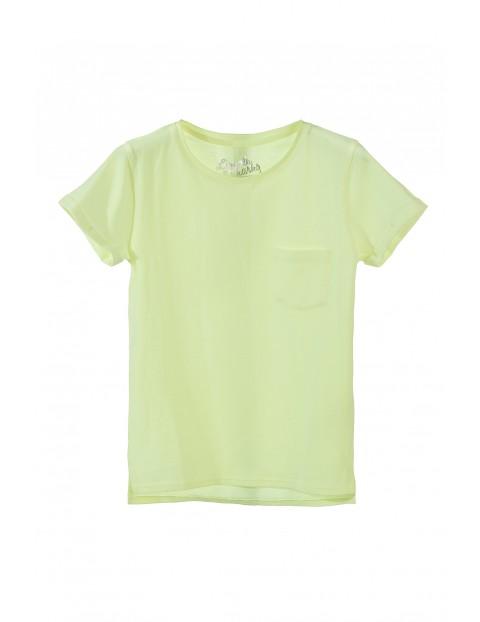 T-shirt dziewczęcy 4I3049