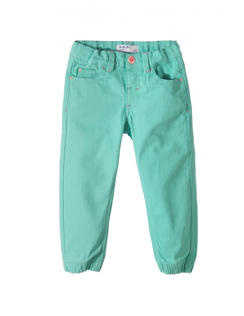 Spodnie dziewczęce 3L3302