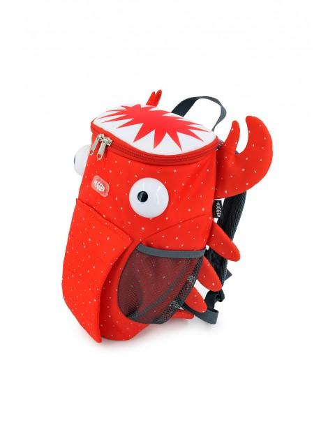 Plecak chłopięcy Little Monster