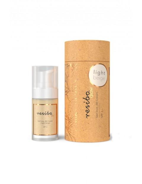 RESIBO GLOW-Self love, BB cream light beige 30ml