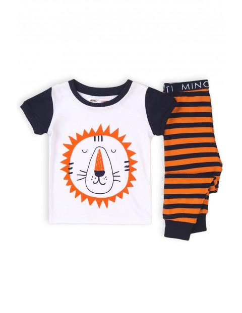 Piżama niemowlęca z tygrysem