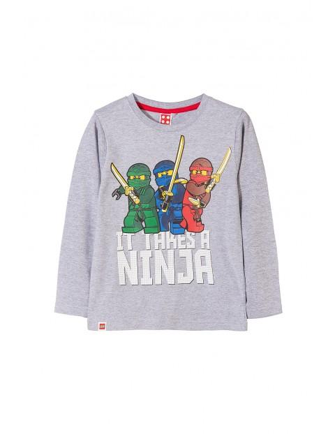 Bluzka chłopięca Lego Ninjago 1H3551