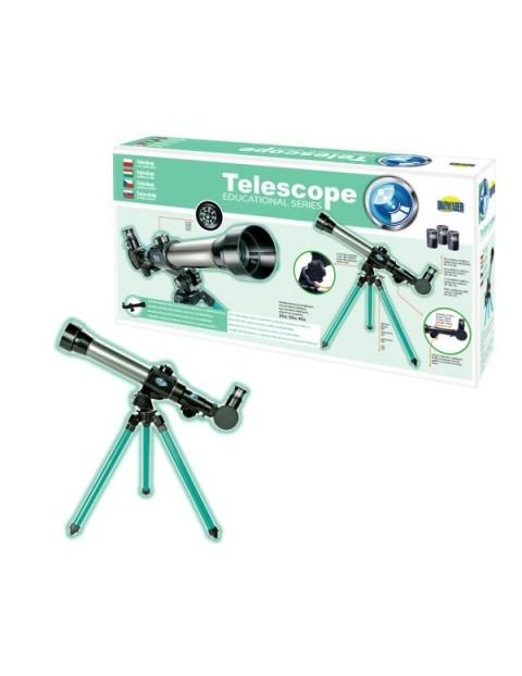 DROMADER Teleskop na statywie