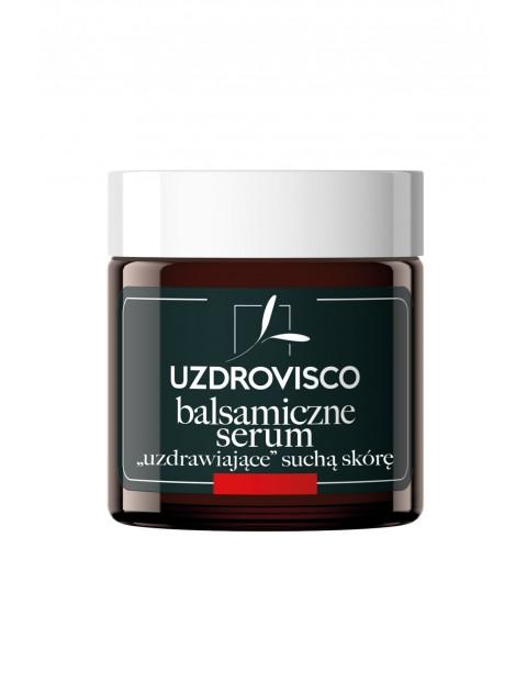 """Balsamiczne serum """"uzdrawiające"""" suchą skórę Uzdrovisco Mak 25 ml"""