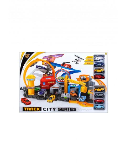 Parking - Stacja racing Mega Creative 3+