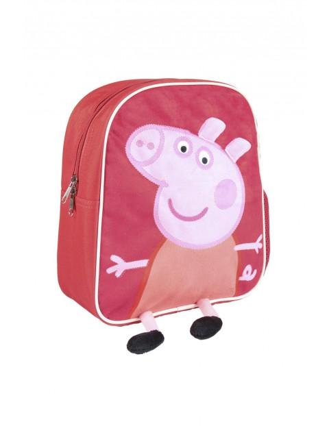 Plecak z aplikacją Peppa Pig