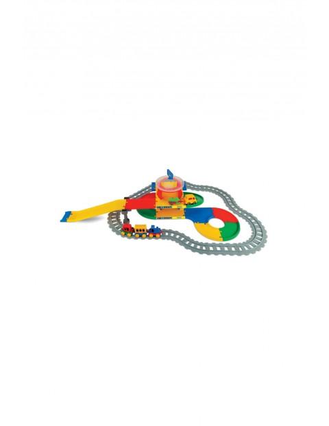Zabawka Play Tracks Railway - Stacja kolejowa 12msc+